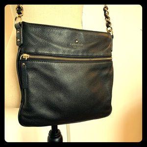 Kate Spade Black Ellen Cobble Hill Crossbody Bag